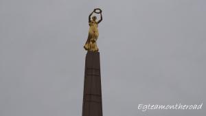 Monumento del Recuerdo. Luxemburgo, 2019.
