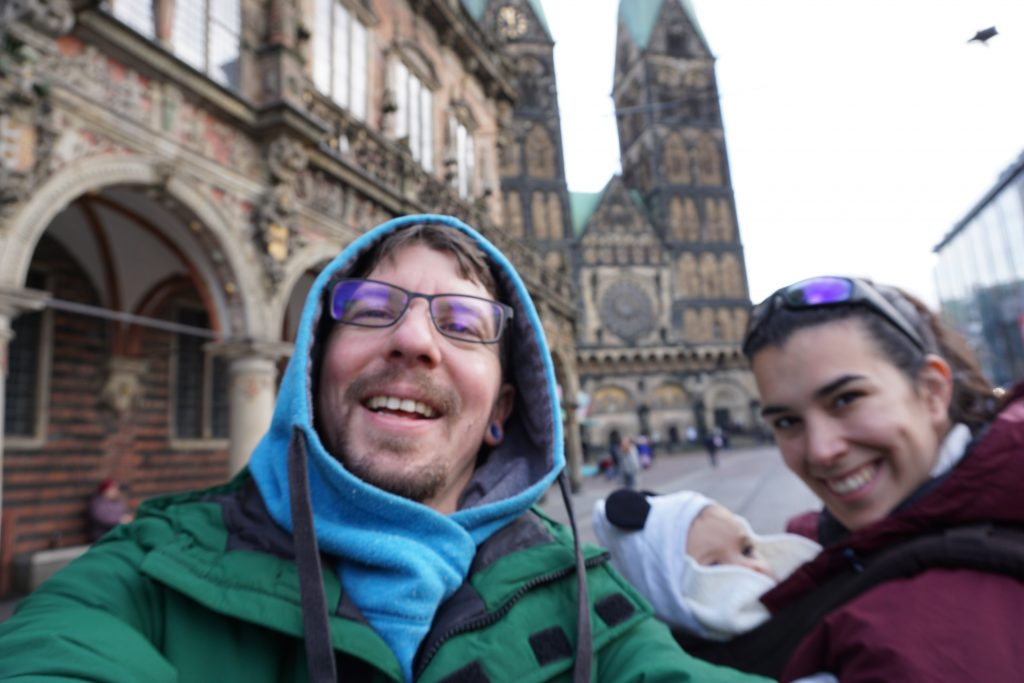 Catedral de San Pedro, Bremen, 2019.