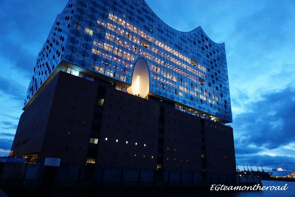 Filarmónica del Elba. Hamburgo, 2019.