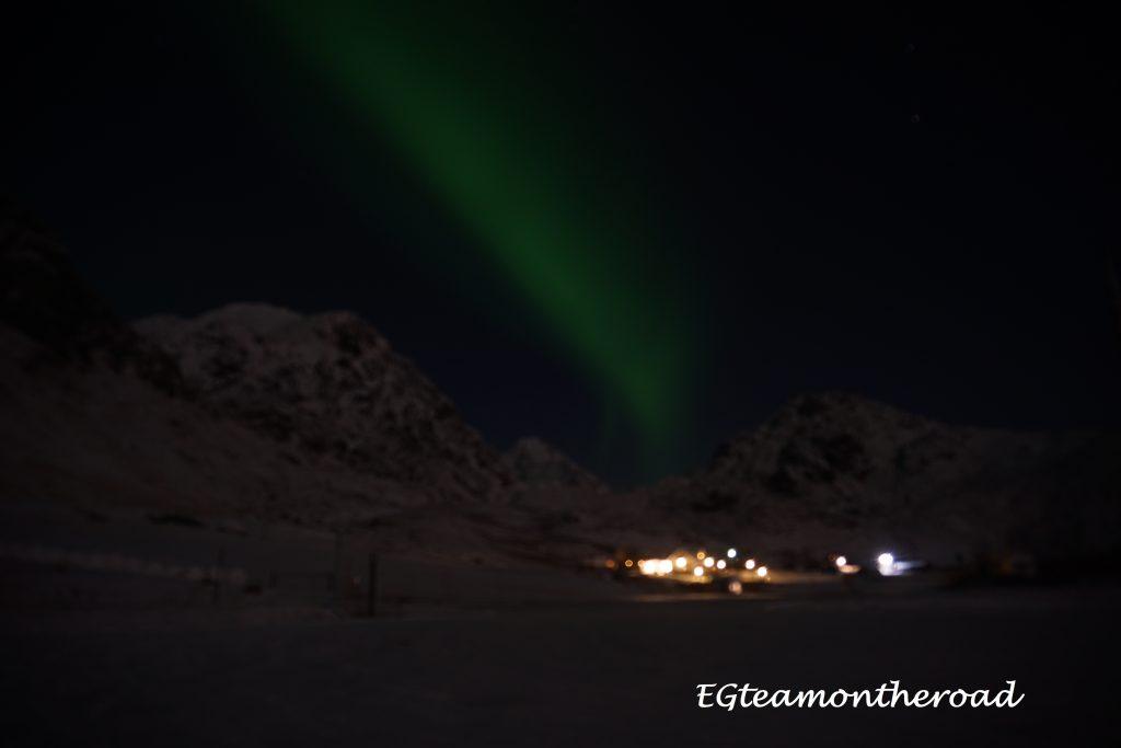 Aurora Boreal, Haukland , 2019.