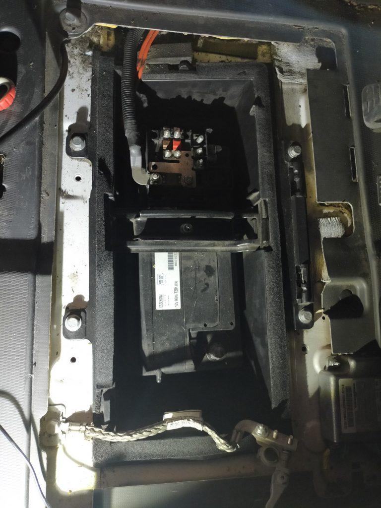 bateria principal Fiat Ducato