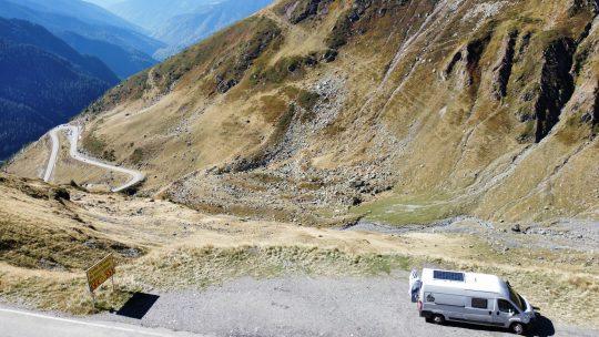 Transfagarasan, la carretera más bonita del mundo